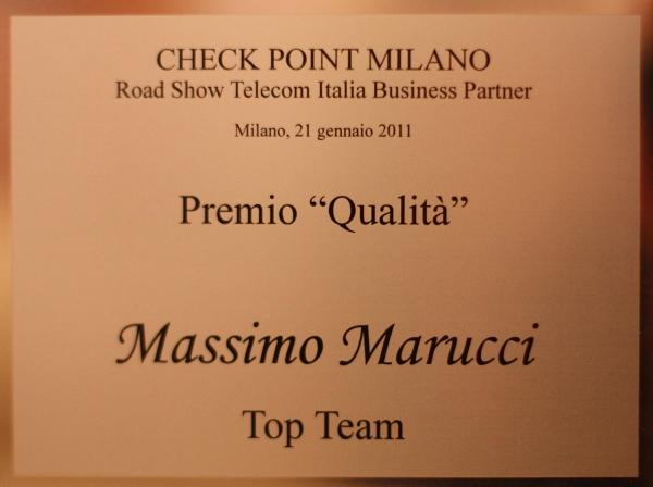 Premio Qualità Telecom Italia
